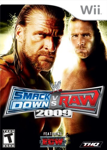 Wii Wwe Smackdown Vs. Raw 2009