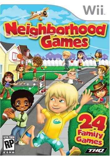 Wii Neighborhood Games