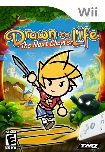 Wii Drawn To Life Next Chapter