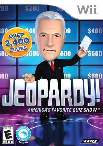 Wii Jeopardy