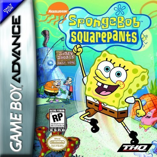 Gba Spongebob Squarepants Superspo Rp
