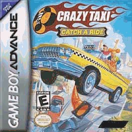 Gba Crazy Taxi Catch A Ride