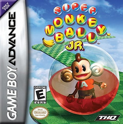 Gba Super Monkey Ball