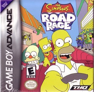Gba Simpsons Road Rage