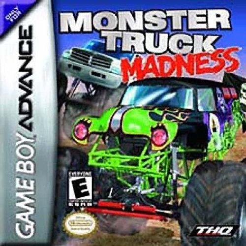 Gba Monster Truck Madness