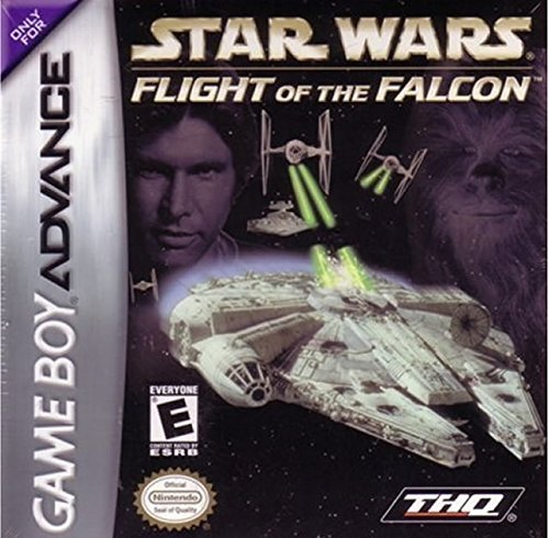 Gba Star Wars Flight Of The Falcon