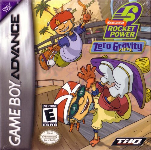 Gba Rocket Power Zero Gravity Zone
