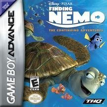 Gba Finding Nemo Continuing Adventures