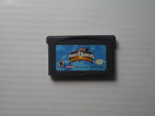 Gba Power Rangers Dino Thunder