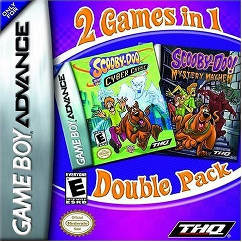 Gba Scooby Mystery Mahem & Cyber Chase