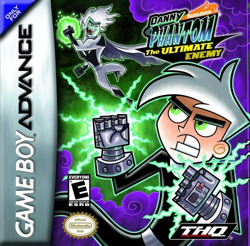 Gba Danny Phantom Ultimate