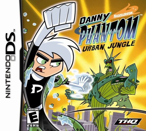 Nintendo Ds Danny Phantom Urban Jungle