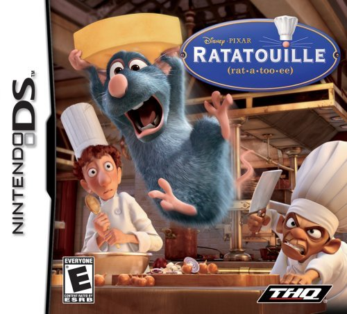 Nintendo Ds Ratatouille