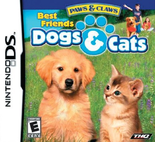 Nintendo Ds Paws & Claws Dogs & Cats