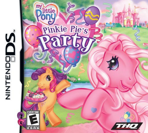Ninds My Little Pony Pinkie Pie Par
