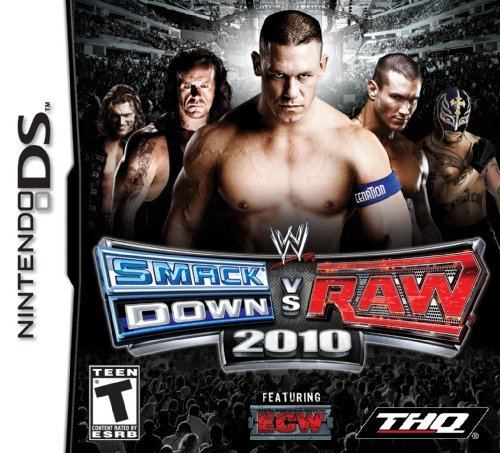 Nintendo Ds Wwe Smackdown Vs Raw 10