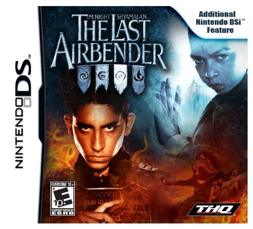 Ninds Last Airbender Thq