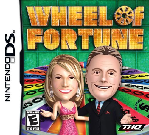 Nintendo Ds Wheel Of Fortune
