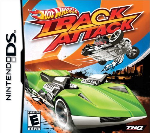 Nintendo Ds Hot Wheels Track Attack