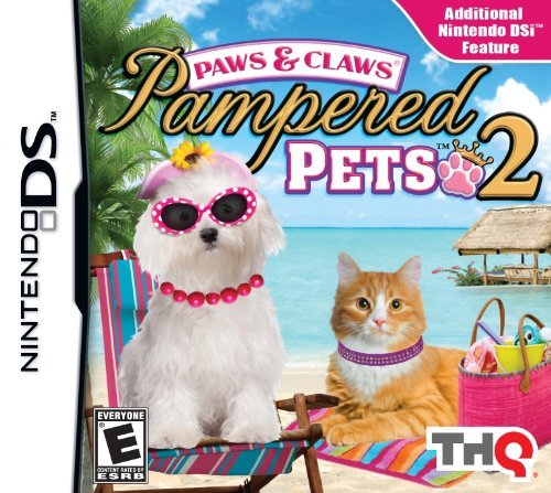 Ninds Paws & Claws Pampered Pets 2 Thq Inc. E