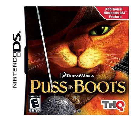 Ninds Puss In Boots E