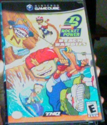 Cube Rocket Power Beach Bandit