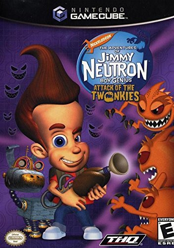Cube Jimmy Neutron Attack Of The Twonkies