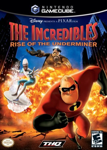 Cube Incredibles 2