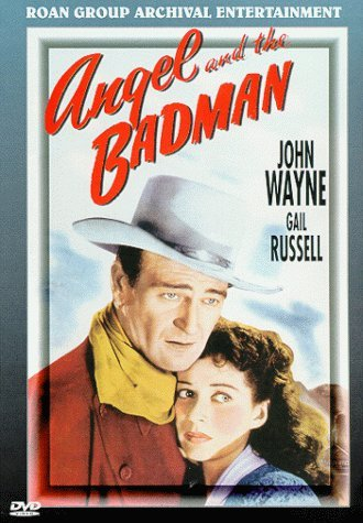 Angel & The Badman Wayne Russell Carey Cabot Rich Bw Nr