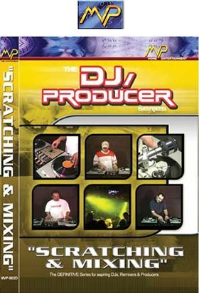 Dj Producer Series Scratching & Mixing