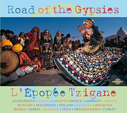Road Of The Gypsies Road Of The Gypsies 2 CD Incl. Book