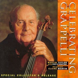 Grappelli Taylor Celebrating Grappelli