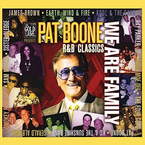 Pat Boone We Are Family Digipak