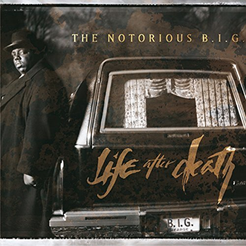 Notorious B.I.G. Life After Death Explicit Version 2 CD