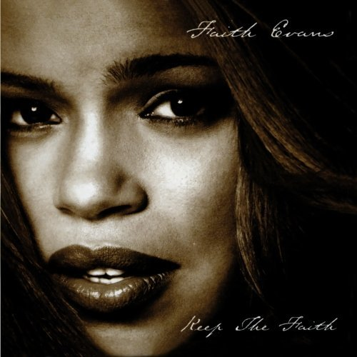 Faith Evans Keep The Faith CD R