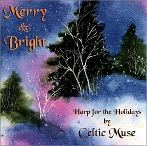 Pratt Walter Blessley Merry & Bright Harp For The Ho