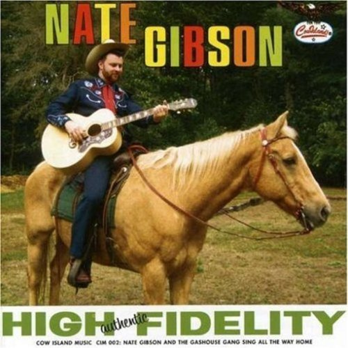 Nate & The Gashouse Gan Gibson All The Way Home