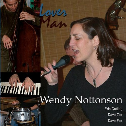 Wendy Nottonson Lover Man