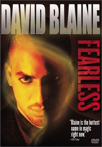 David Blaine Fearless Nr