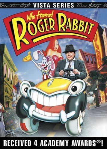 Who Framed Roger Rabbit Hoskins Lloyd Cassidy Kaye Til Clr Pg Vista Series
