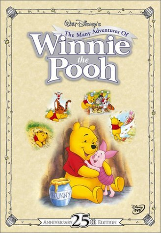 Winnie The Pooh Many Adventures Of Winnie The Clr G