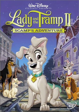 Lady & The Tramp 2 Scamp's Adventure Disney Clr G