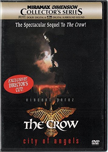 Crow 2 City Of Angels Perez Kirshner Pop Brooks Dury Clr R Coll. Series
