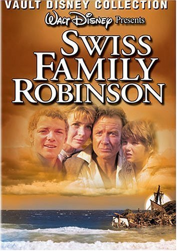 Swiss Family Robinson Mills Mcguire Kirk DVD G