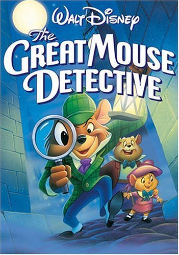 Great Mouse Detective Disney Clr G