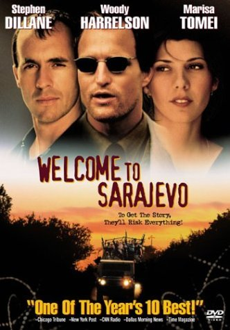 Welcome To Sarajevo Dillane Harrelson Tomei Clr R