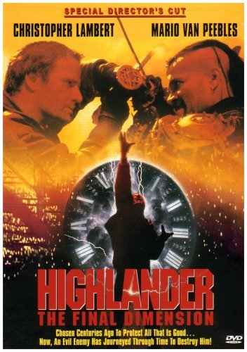 Highlander Final Dimension Lambert Van Peebles Unger Mako Clr 5.1 R
