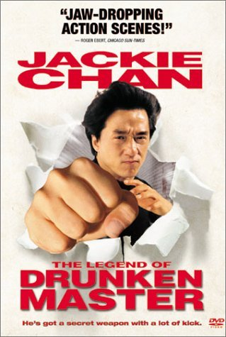 Legend Of The Drunken Master Chan Jackie Clr R