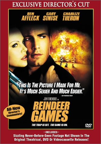 Reindeer Games Affleck Sinise Theron Clr R Dir. Cut