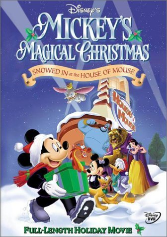 Mickey's Magical Christmas Snowed In At The House Of Mous Clr Chnr